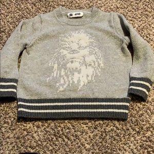 Gap Chewbacca sweater